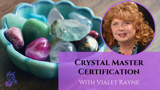 Crystal Master Certification Series in 2019