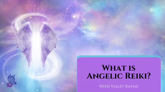 What is Angelic Reiki