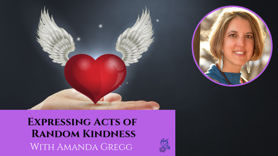 Expressing Acts of Random Kindness