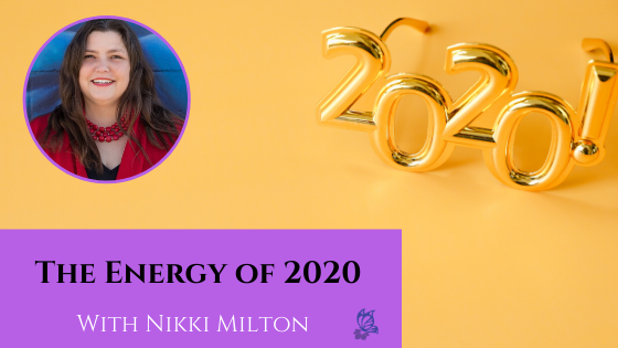 The Energy of 2020